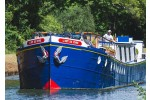 HOTEL BARGE CANAL CRUISES on the European waterways